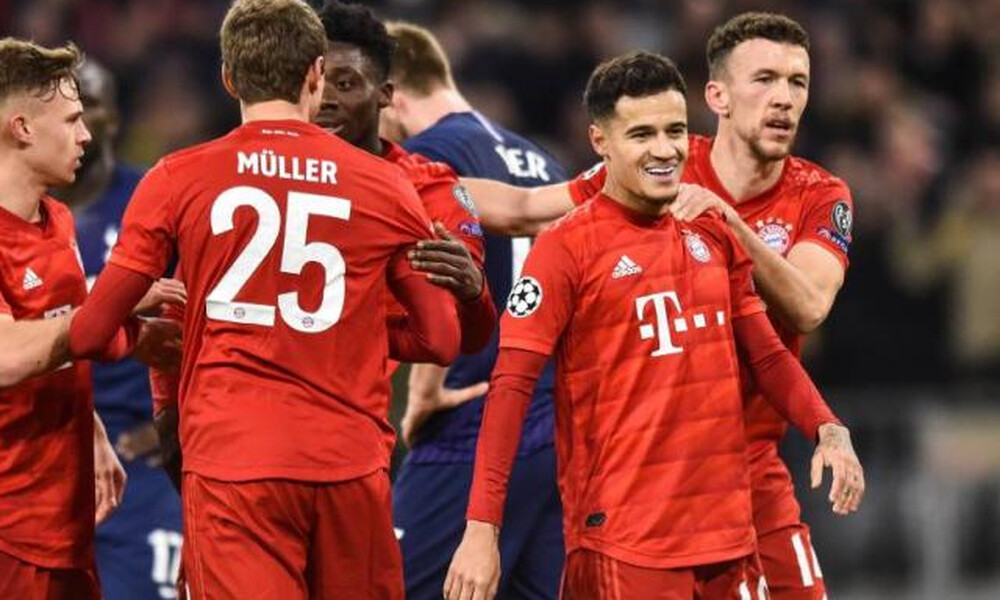 Champions League: Φινάλε πρόκρισης για Ατλέτικο, ακάθεκτη η Μπάγερν (videos)