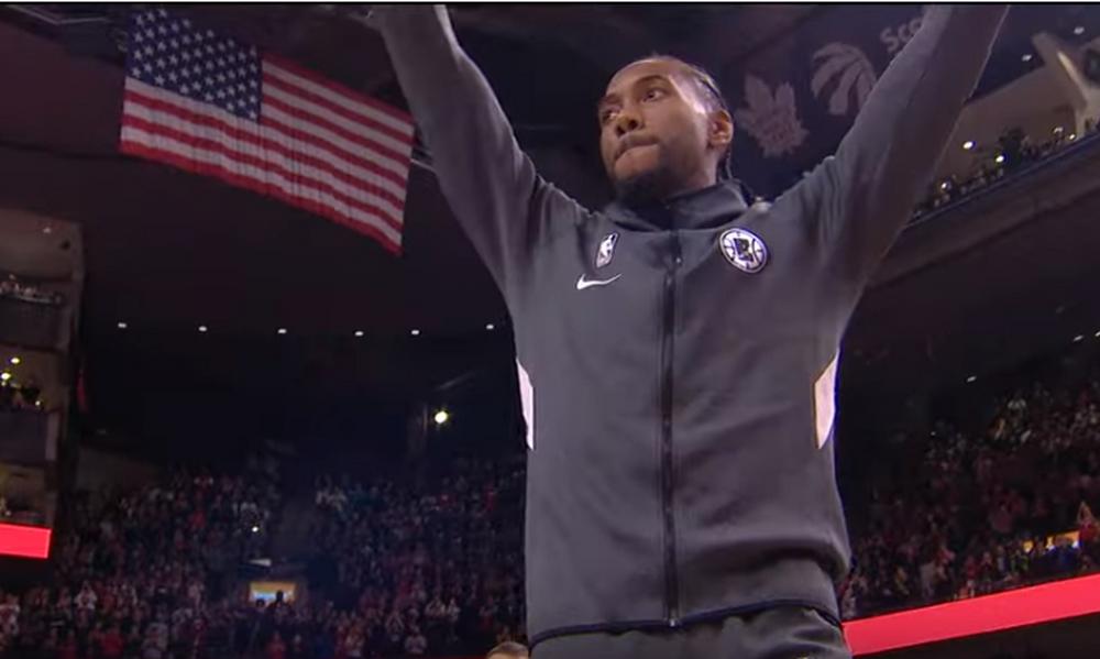 NBA: Τεράστια αποθέωση από τους Καναδούς για Λέοναρντ! (photos+video)