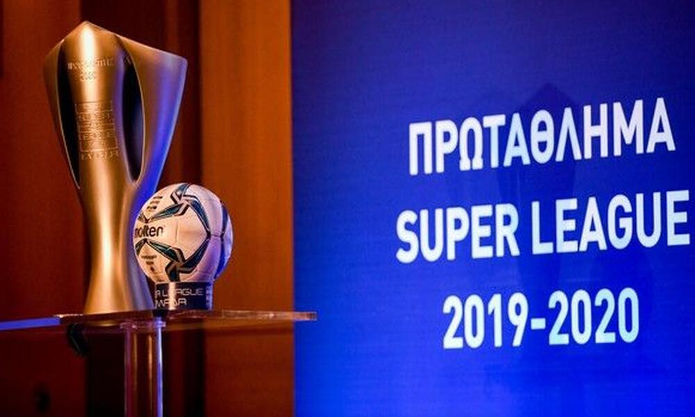 Super League 1: Απαγόρευση μετακίνησης οργανωμένων οπαδών σε πέντε αγώνες