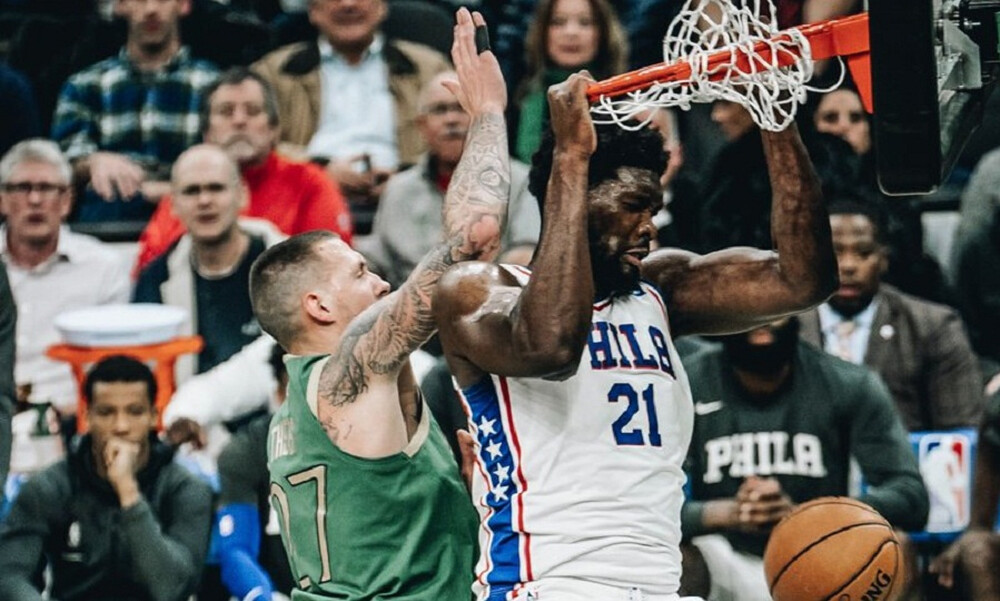 NBA: Εμπίντ και Ντόντσιτς τρελαίνουν το NBA (video)