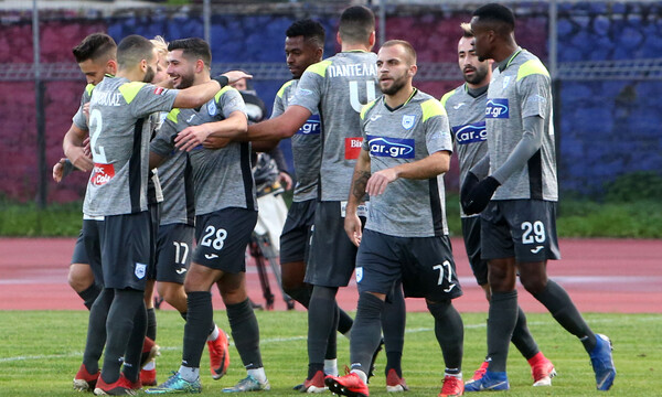 Super League 2: Εύκολο απόγευμα για ΠΑΣ Γιάννινα