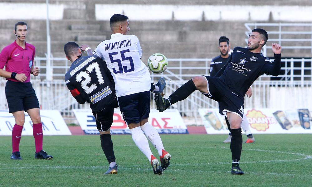 Football League: Αυλαία στην Ιεράπετρα, ιστορικό ματς για Τρίγλια