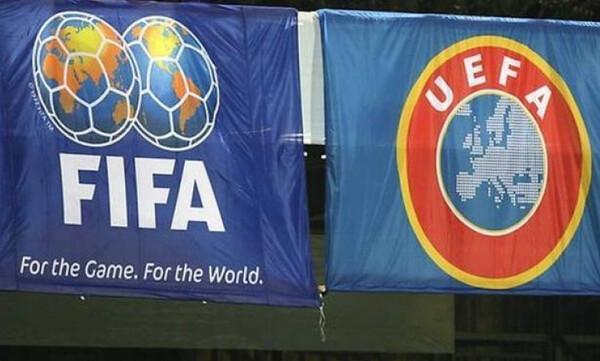 FIFA-UEFA: Ζητούν συνάντηση των 4 μεγάλων στη Νιόν