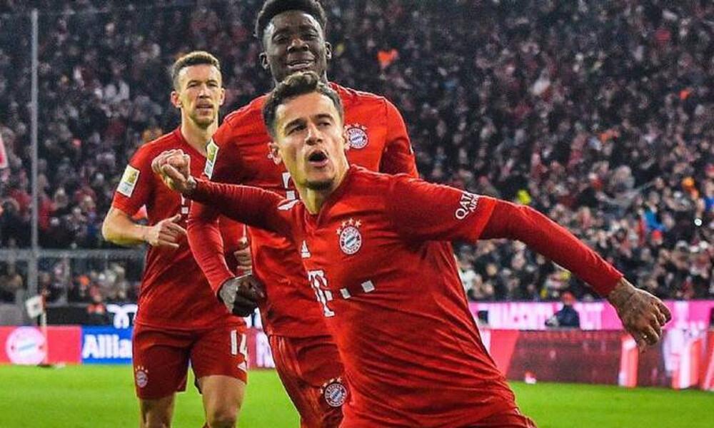 Bundesliga: Εύκολες νίκες για Μπάγερν και Ντόρτμουντ! (videos)
