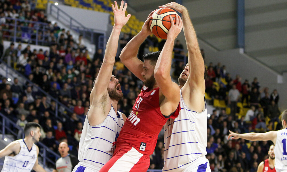 Μεγάλη νίκη της Καρδίτσας απέναντι στον Ολυμπιακό!