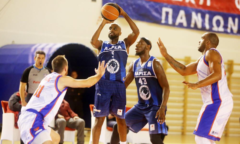 Basket League: «Επίθεση» Λάρισας στον Παντελίδη