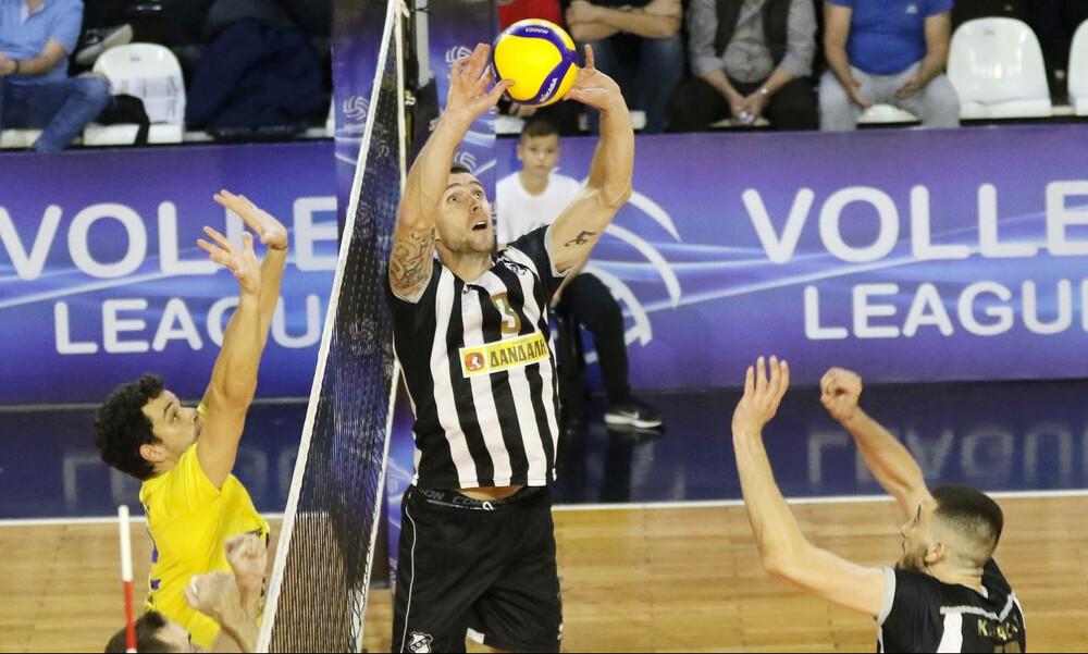 Volley League: Στη σκιά των «αιωνίων»