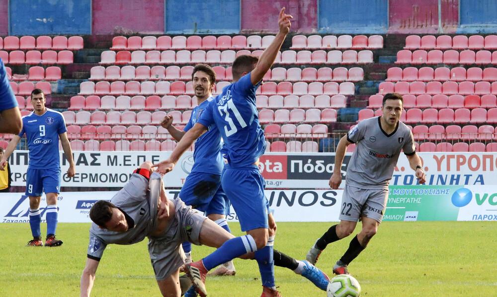 Football League: Ακάθεκτα τα Τρίκαλα, εύκολα η Βέροια