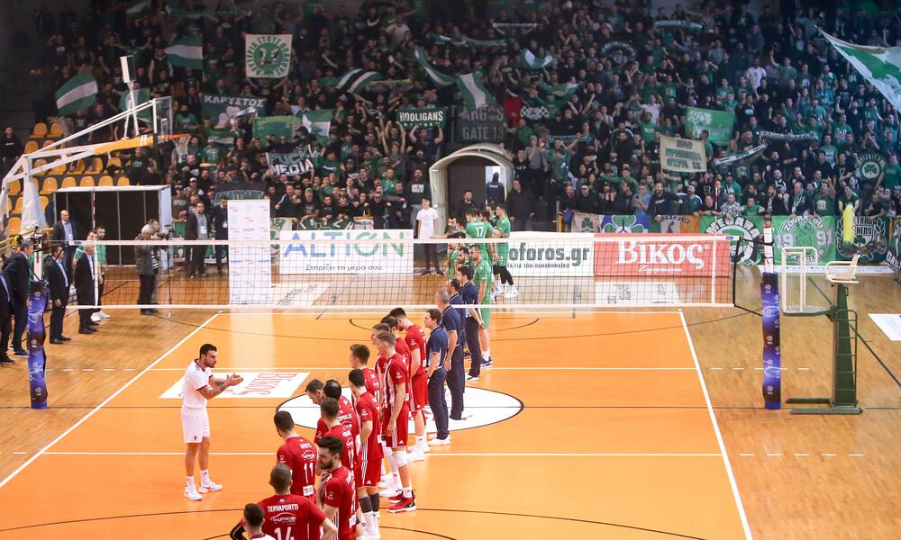 Παναθηναϊκός-Ολυμπιακός 2-3: Οι «ερυθρόλευκοι» τη νίκη, οι «πράσινοι» τις εντυπώσεις (video)