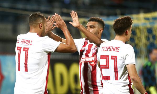 Αστέρας Τρίπολης-Ολυμπιακός 0-5: Ερυθρόλευκο... πολυβόλο! (photos)