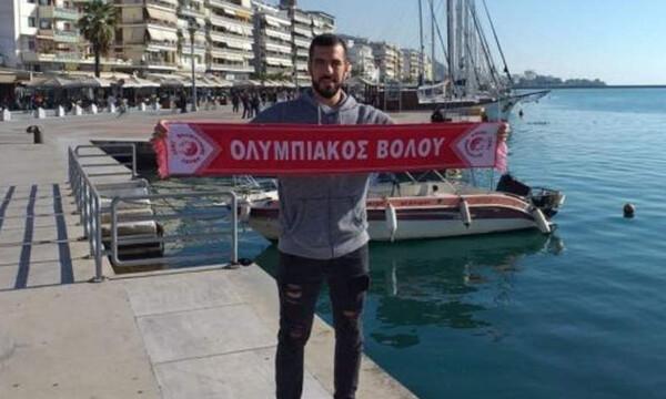 Στον Ολυμπιακό Βόλου ο Μητρόπουλος