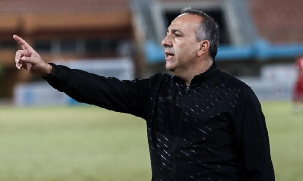 Αμανατίδης: «Καλή ομάδα Α' Εθνικής η Λαμία- Επικεντρωνόμαστε στη Νίκη Βόλου»