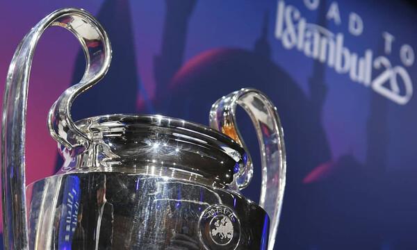 Champions League: Το πλήρες πρόγραμμα των «16» (photos)
