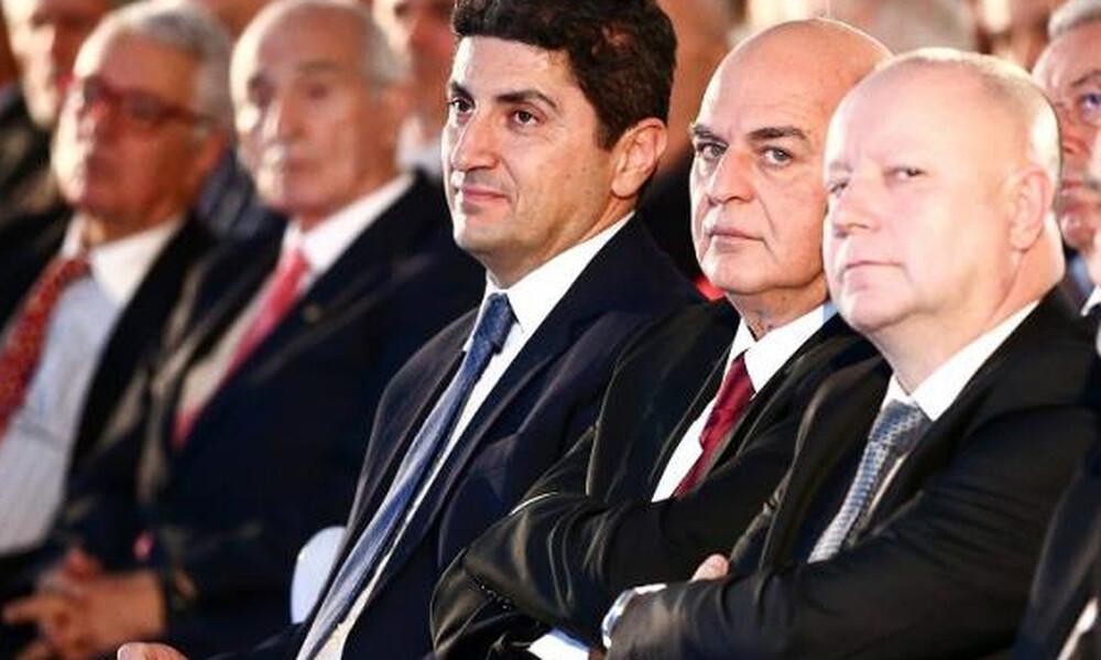 Αυγενάκης: «Η περαιτέρω ανάπτυξη της Super League είναι αδήριτη ανάγκη»