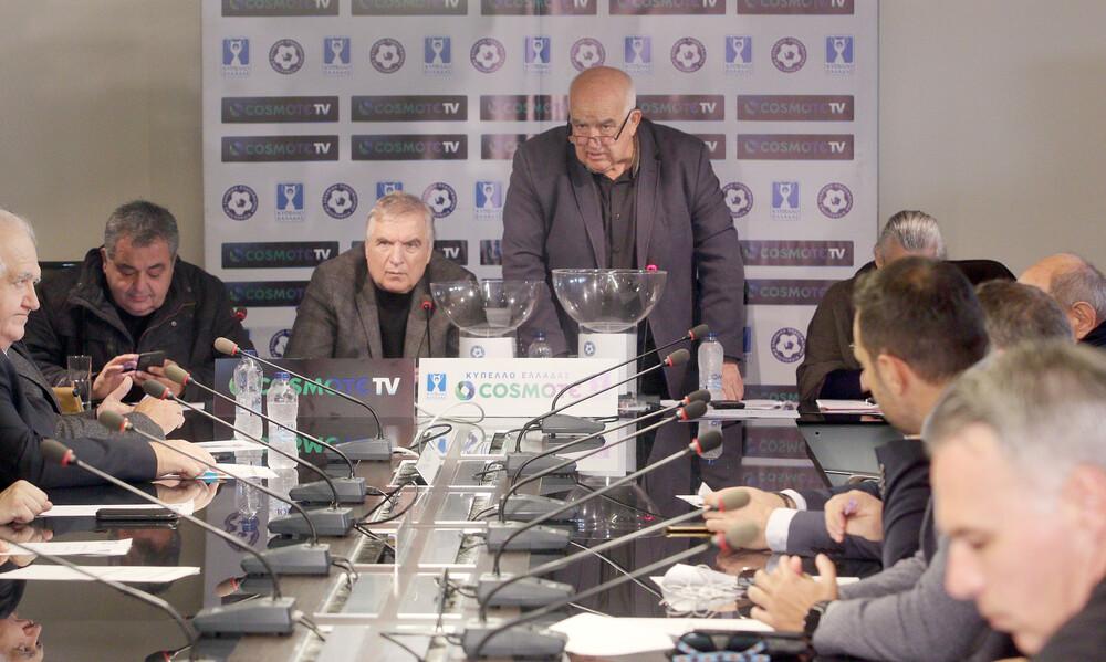 Κύπελλο Ελλάδας: Πάει ξανά για ΟΑΚΑ ο τελικός, ανοιχτό για VAR!