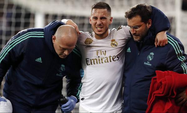 Ρεάλ Μαδρίτης: Προβλήματα πριν το ντέρμπι