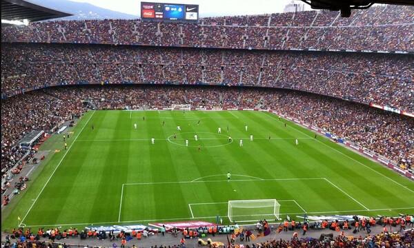 Μπαρτσελόνα – Ρεάλ Μαδρίτης: Όλα τα βλέμματα στην Ισπανία για το Clasico