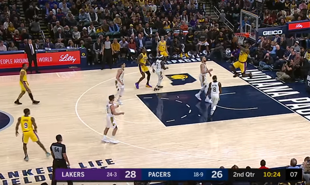 NBA: Ένα top 10 μόνο... Λεμπρόν! (video)