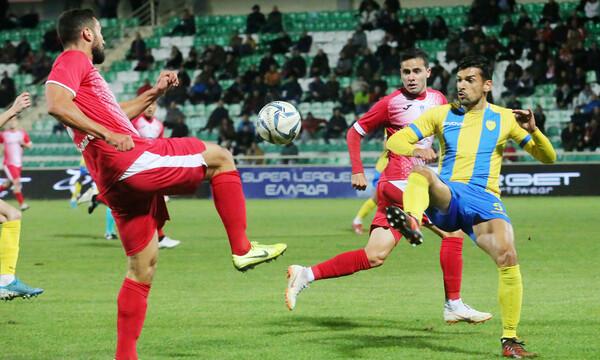 LIVE CHAT Ξάνθη - Παναιτωλικός 0-0 (τελικό)
