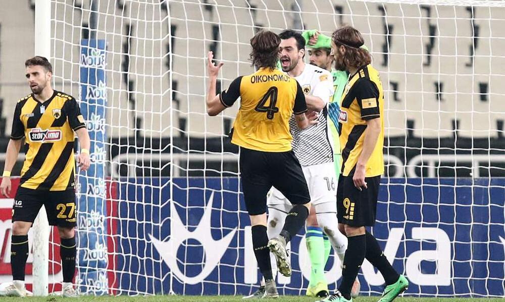 ΑΕΚ-Αστέρας Τρίπολης 2-1: Την έσωσε ο Τσιντώτας και πήρε το θρίλερ! (photos)