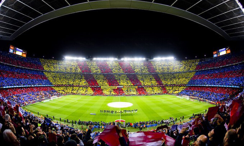 Μπαρτσελόνα – Ρεάλ Μαδρίτης: Έχασαν τα… άχαστα στο πρώτο ημίχρονο (videos+photos)