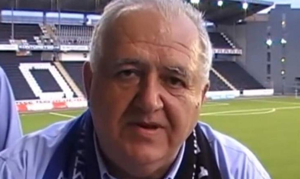 Χριστοβασίλης: «Περιμένουμε περισσότερο κόσμο στο γήπεδο»