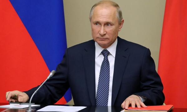 Πούτιν: «Η απόφαση του WADA για τη Ρωσία ήταν πολιτική και όχι δίκαιη»
