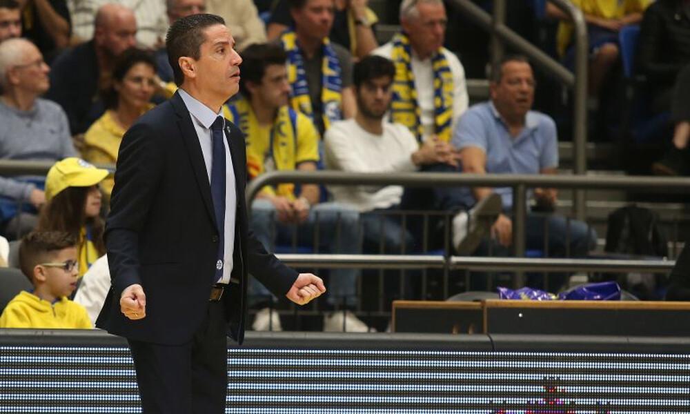 Σφαιρόπουλος: «Περήφανος για τους παίκτες μου»