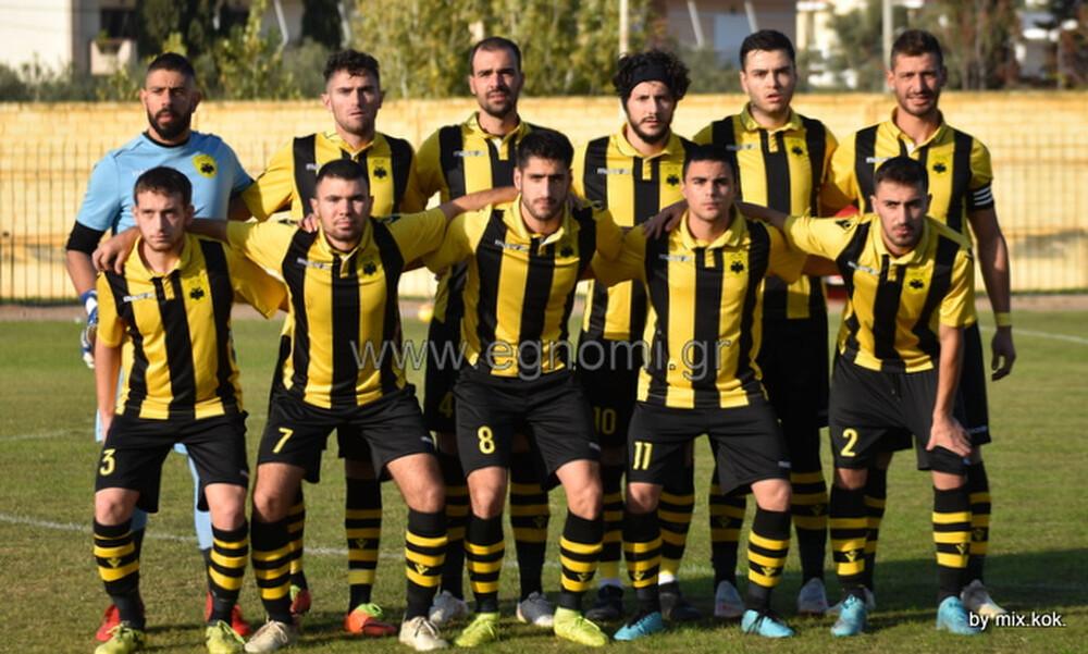 ΑΕΚ Τρίπολης: Ο Κυριακόπουλος στον πάγκο