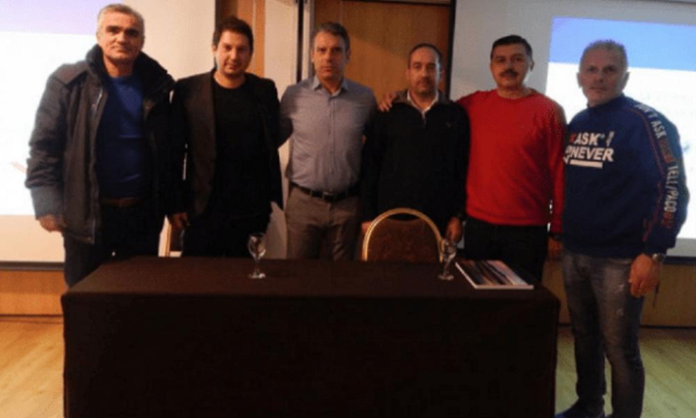 Σε προπονητική ημερίδα στα Ιωάννινα οι Καλογιάννης και Γιαννίκης