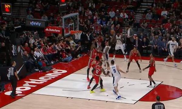 NBA: Ο Φουλτζ «πετάει» και προσγειώνεται στην κορυφή του Τop 10! (video)