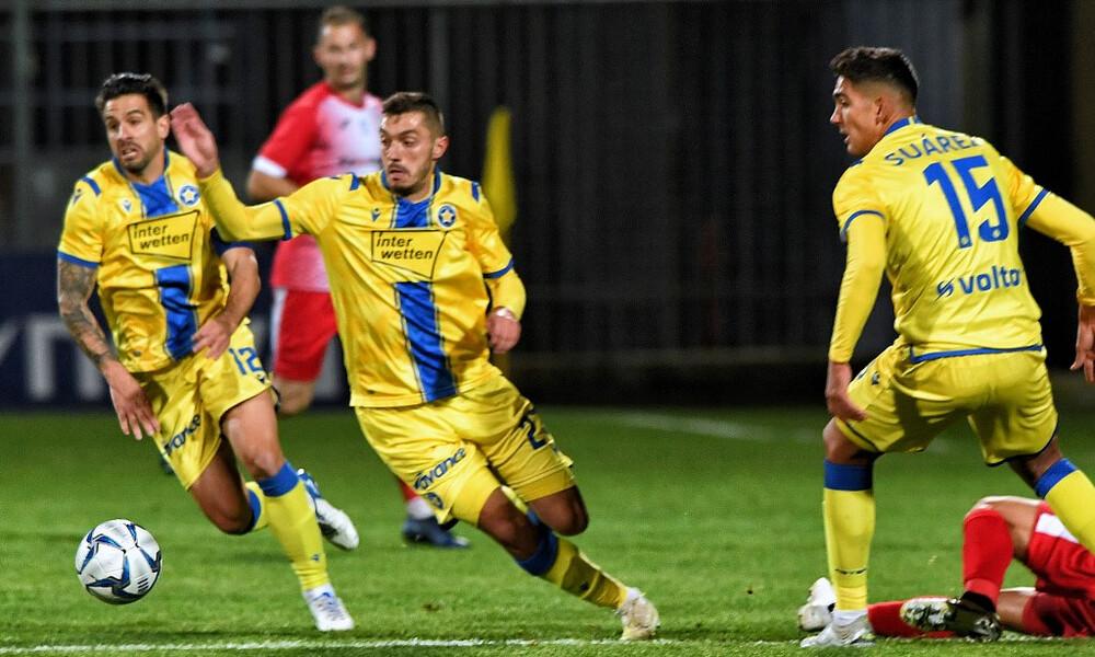 Αστέρας Τρίπολης-Ξάνθη 5-0: Ξέσπασαν με πεντάρα οι Αρκάδες (photos)