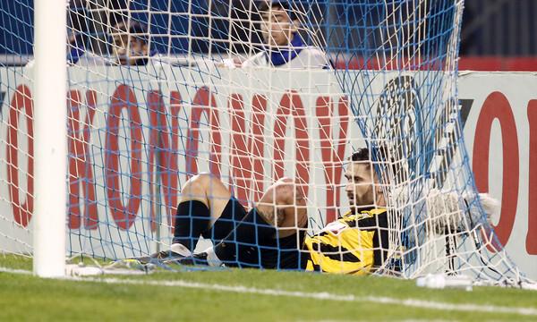 Λαμία-ΑΕΚ 0-0: «Κόλλησε» στη Φθιώτιδα η Ένωση (photos)