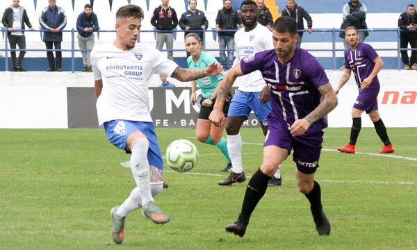 Football League: Μοιρασιά στη Νίκαια