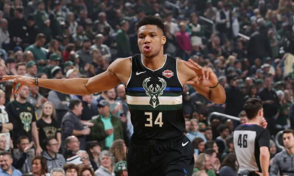NBA: Δεν γίνεται Top-5 χωρίς Γιάννη (video)