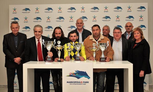 Winter Challenge με μεγάλες συγκινήσεις στο Markopoulo Park