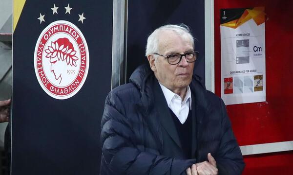 Το 'πε και το 'κανε ο Σάββας Θεοδωρίδης: Μήνυση στους διαιτητές του Βόλος-Ολυμπιακός!