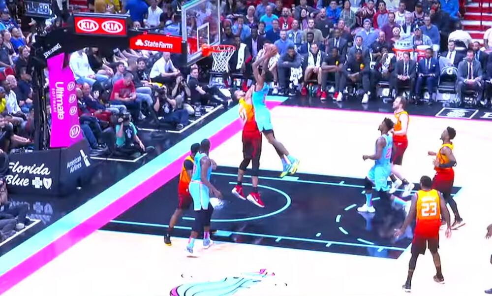 NBA: Top 10 που σε κάνει να χαζεύεις (video)