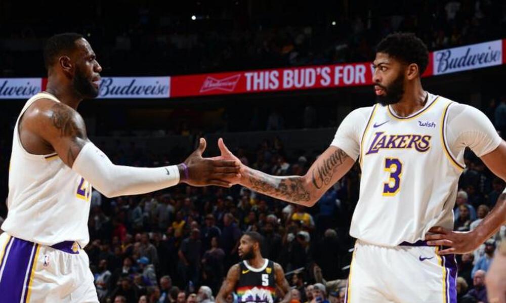 NBA: Ανατροπή με Λεμπρόν και Ντέιβις!