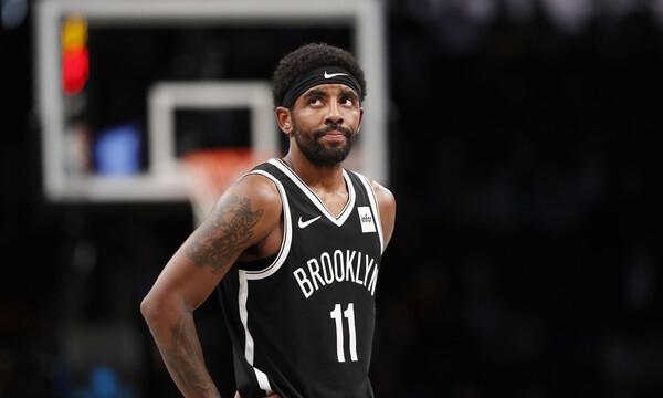 NBA: Κακά μαντάτα στους Νετς με Ίρβινγκ