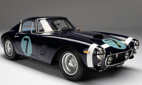 Η μινιατούρα της Ferrari κοστίζει όσο ένα κανονικό αυτοκίνητο