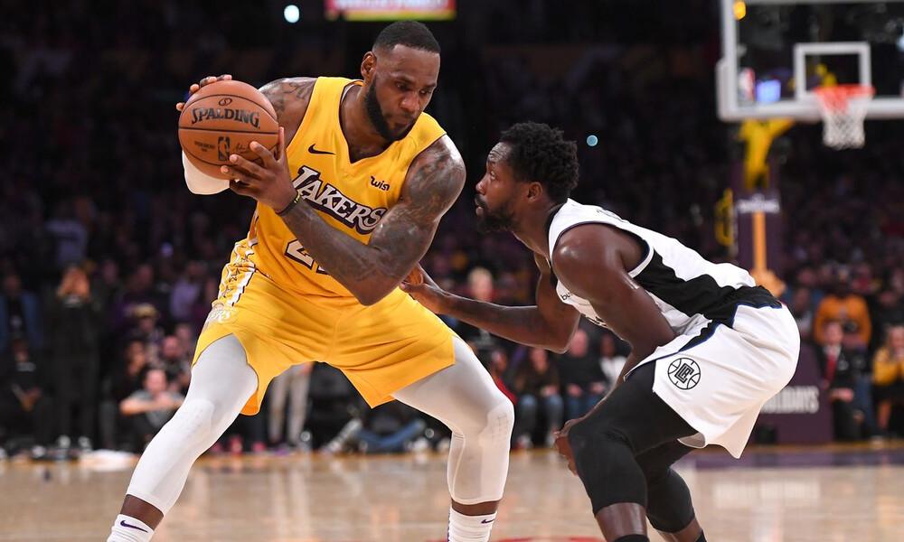 NBA: Τραυματισμός για Λεμπρόν!