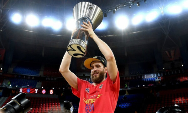 Euroleague: Υποψήφιος για την ομάδα της 10ετίας o Ροντρίγκεθ! (photo+video)