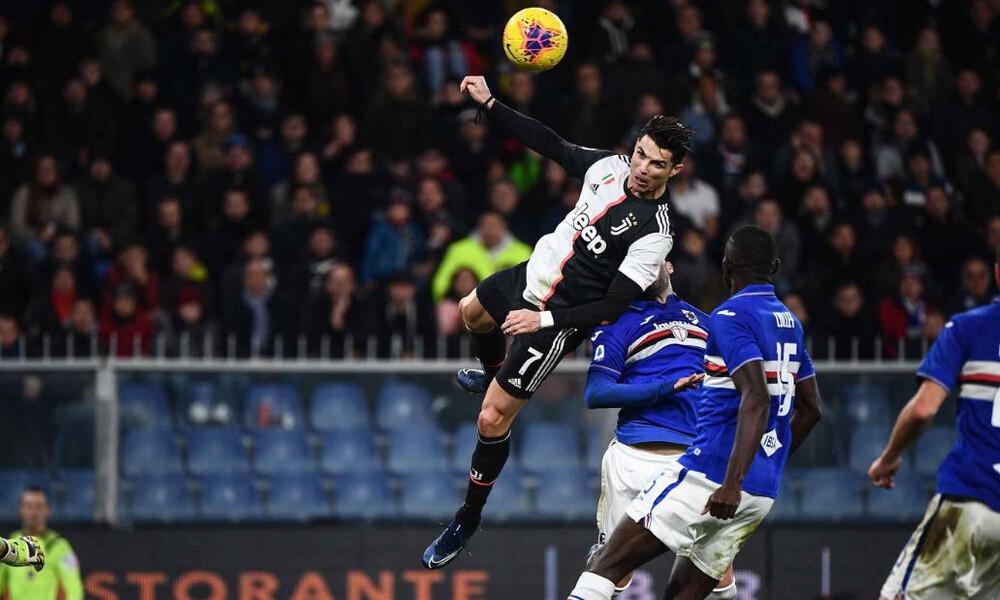 Ο Κριστιάνο Ρονάλντο δείχνει στον Τζόκοβιτς πώς να πηδήξει ψηλά (video)