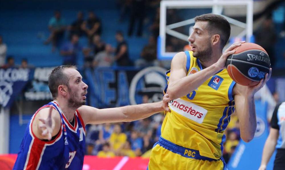 Σαλούστρος: «Ανταγωνιστική και σκληρή ομάδα ο Ήφαιστος»