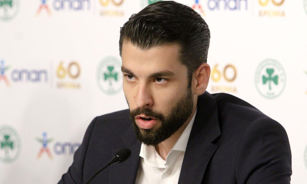 Ντίνος: «Ο Δημήτρης Γιαννακόπουλος είναι ο ηγέτης που εμπνέει» (audio)