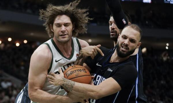 NBA: Δυνατοί και χωρίς Γιάννη οι Μπακς (video)