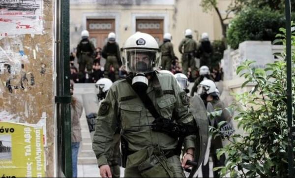 Συλλήψεις οπαδών που ετοιμάζονταν για... πόλεμο! (photos)