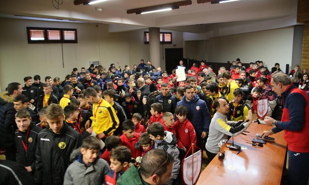 Ξάνθη: Επιτυχημένο το 10ο Χριστουγεννιάτικο Τουρνουά Ακαδημιών (photos)
