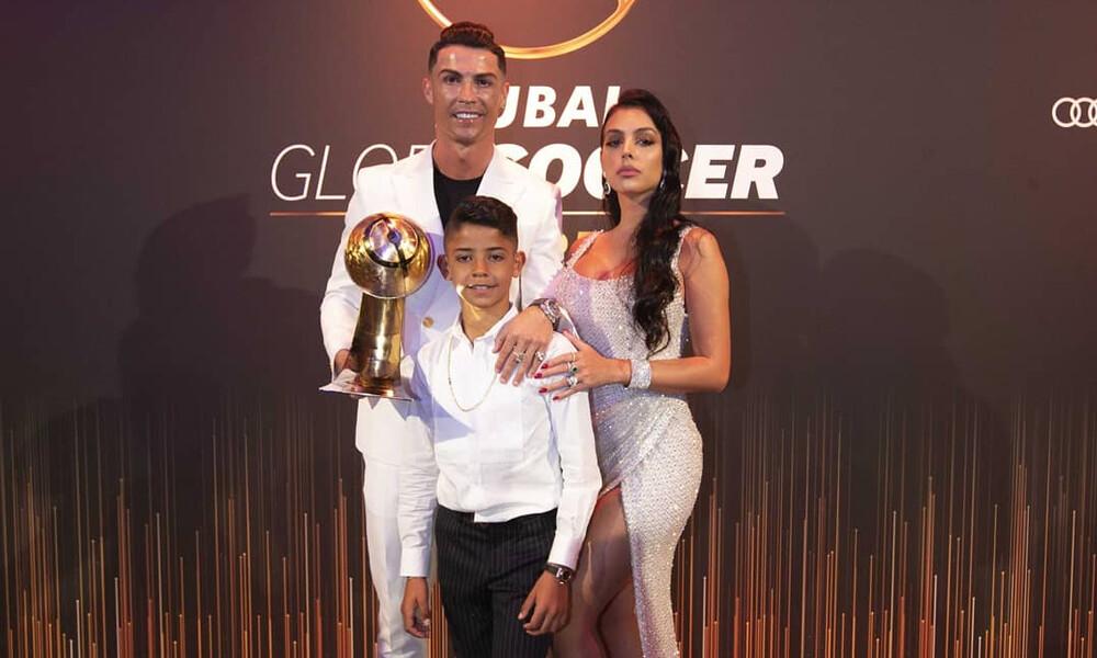 Globe Soccer Awards: Κορυφαίος ποδοσφαιριστής για το 2019 ο Κριστιάνο Ρονάλντο (video)